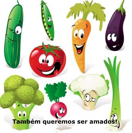 legumes felizes
