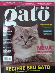 Revista Pulo do Gato edução 121- 1/2018
